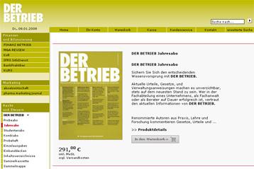 Fachverlag Handelsblatt